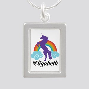 Personalized Unicorn Gift Necklaces