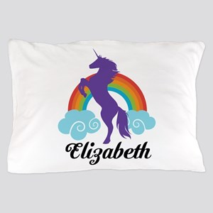 Personalized Unicorn Gift Pillow Case