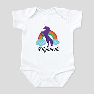 Personalized Unicorn Gift Body Suit
