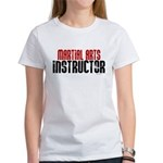 Martial Arts Instructor 2 Women's T-Shirt