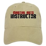 Martial Arts Instructor 2 Cap