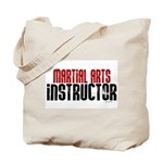 Martial Arts Instructor 2 Tote Bag
