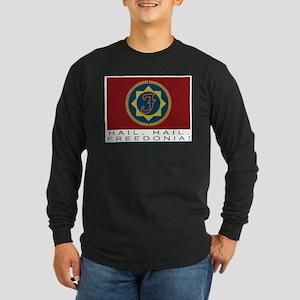 freedonialarge Long Sleeve T-Shirt