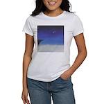 24.learnin' to fly/ bluedge..? Women's T-Shirt