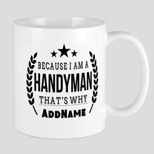 Gifts for Handymen Personalized Mug