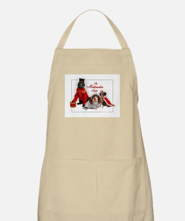 Muttcracker Suite BBQ Apron