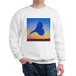41.heartbeach..? Sweatshirt