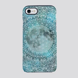 Lunar Magic Flower Of Life B iPhone 8/7 Tough Case
