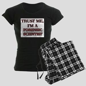 Trust Me, I'm a Forensic Scientist Pajamas
