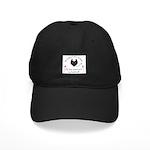 'Stolen Boyfriend' Black Cap