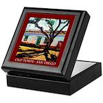 Adobe Old Town San Diego Keepsake Box