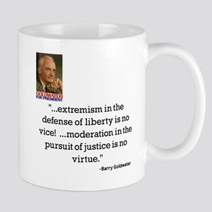 "Goldwater ""Extremism"" Mugs"