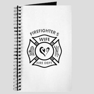 Firefighters Wife Journal