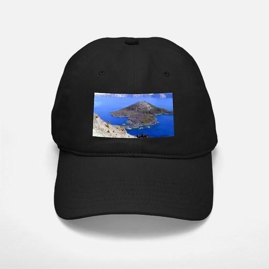 Wizard Island Baseball Hat
