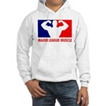 Major League Muscle Hoodie