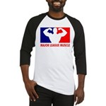 Major League Muscle Baseball Jersey