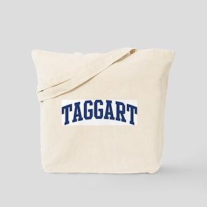 TAGGART design (blue) Tote Bag
