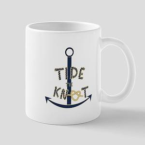 Tide the knot Mugs