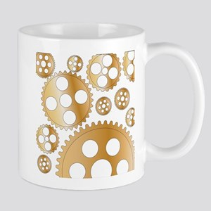 Cogs and Gears Mugs