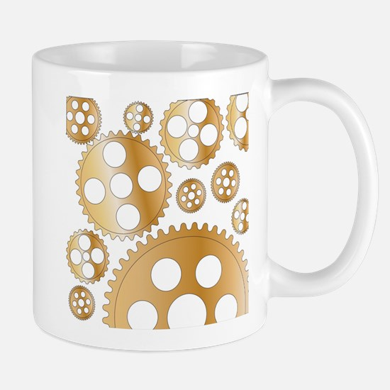 Cogs and Gears Mugs