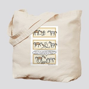 Horse Treats Tote Bag