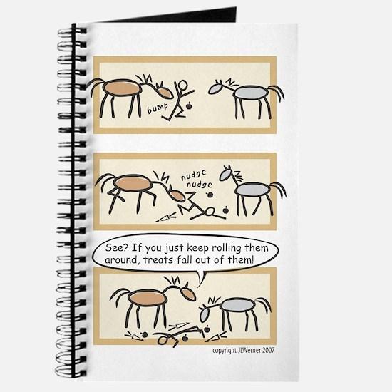 Horse Treats Journal