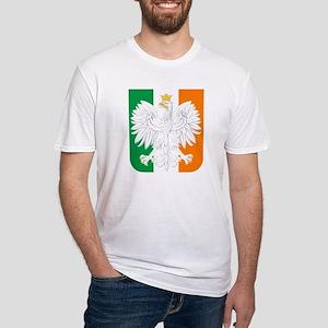 Polish Irish Coat of Arms T-Shirt