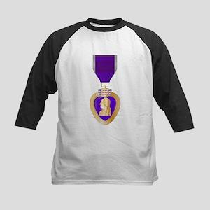 Purple Heart Medal Baseball Jersey