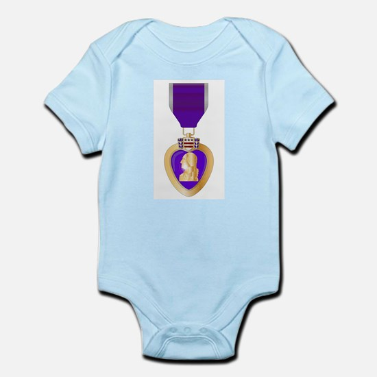 Purple Heart Medal Body Suit