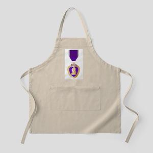 Purple Heart Medal Apron