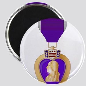 Purple Heart Medal Magnets