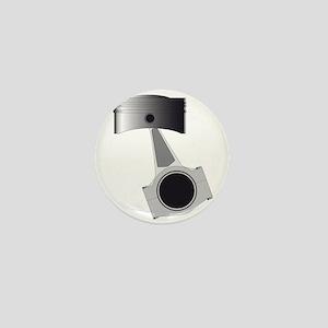 Isolated Auto Piston Mini Button
