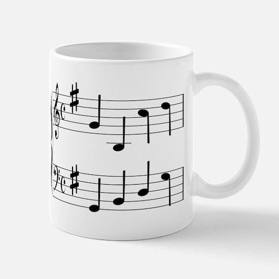 Music Chord Mugs