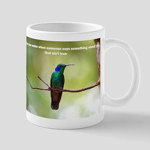 Bird Mugs