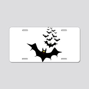 Vampire Bats Aluminum License Plate