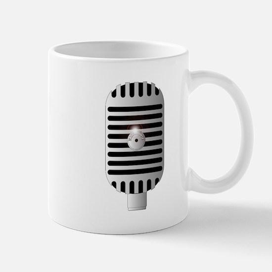Classic Microphone Mugs