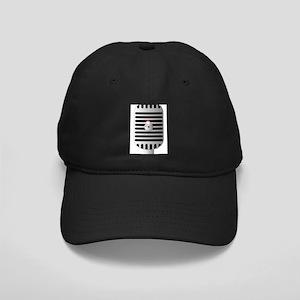 Classic Microphone Black Cap