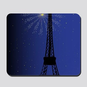Paris Night Mousepad