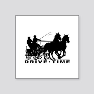 Drive Time - Pairs Sticker