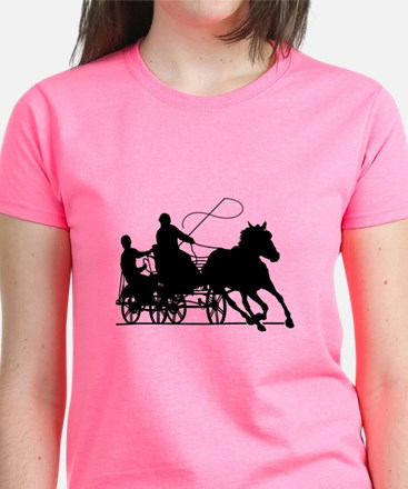 Horse Carriage - CDE T-Shirt