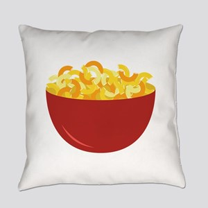 Mac and Cheese Everyday Pillow