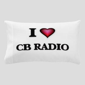 I Love Cb Radio Pillow Case