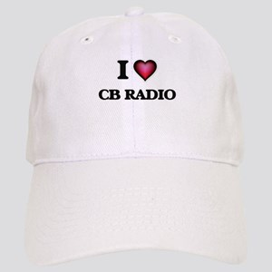 I Love Cb Radio Cap