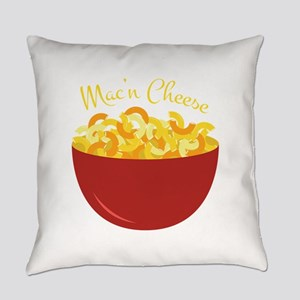 Mac N Cheese Everyday Pillow