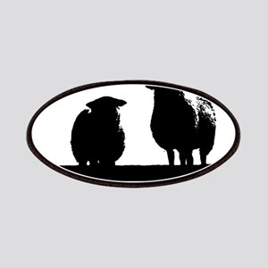 Two Welsh Sheep Patch