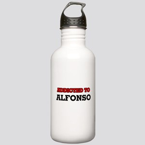 Addicted to Alfonso Stainless Water Bottle 1.0L