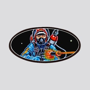 FIGHTING SPACEMAN Patch