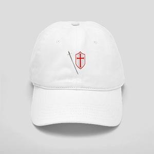 Crusaders Sword and Shield Cap