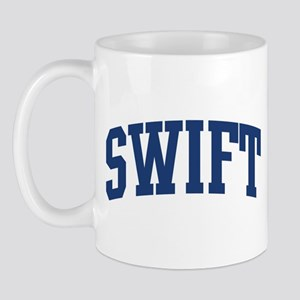 SWIFT design (blue) Mug
