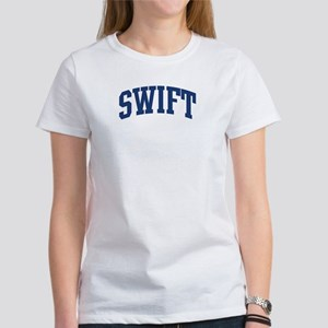 SWIFT design (blue) Women's T-Shirt